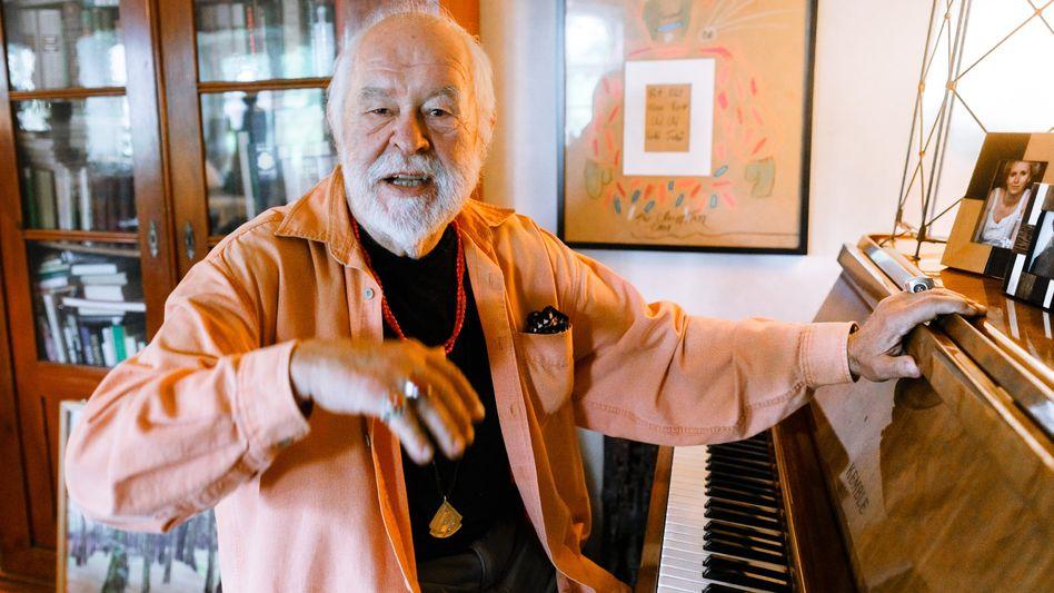 Jazzmusiker und Musikjournalist Michael Naura