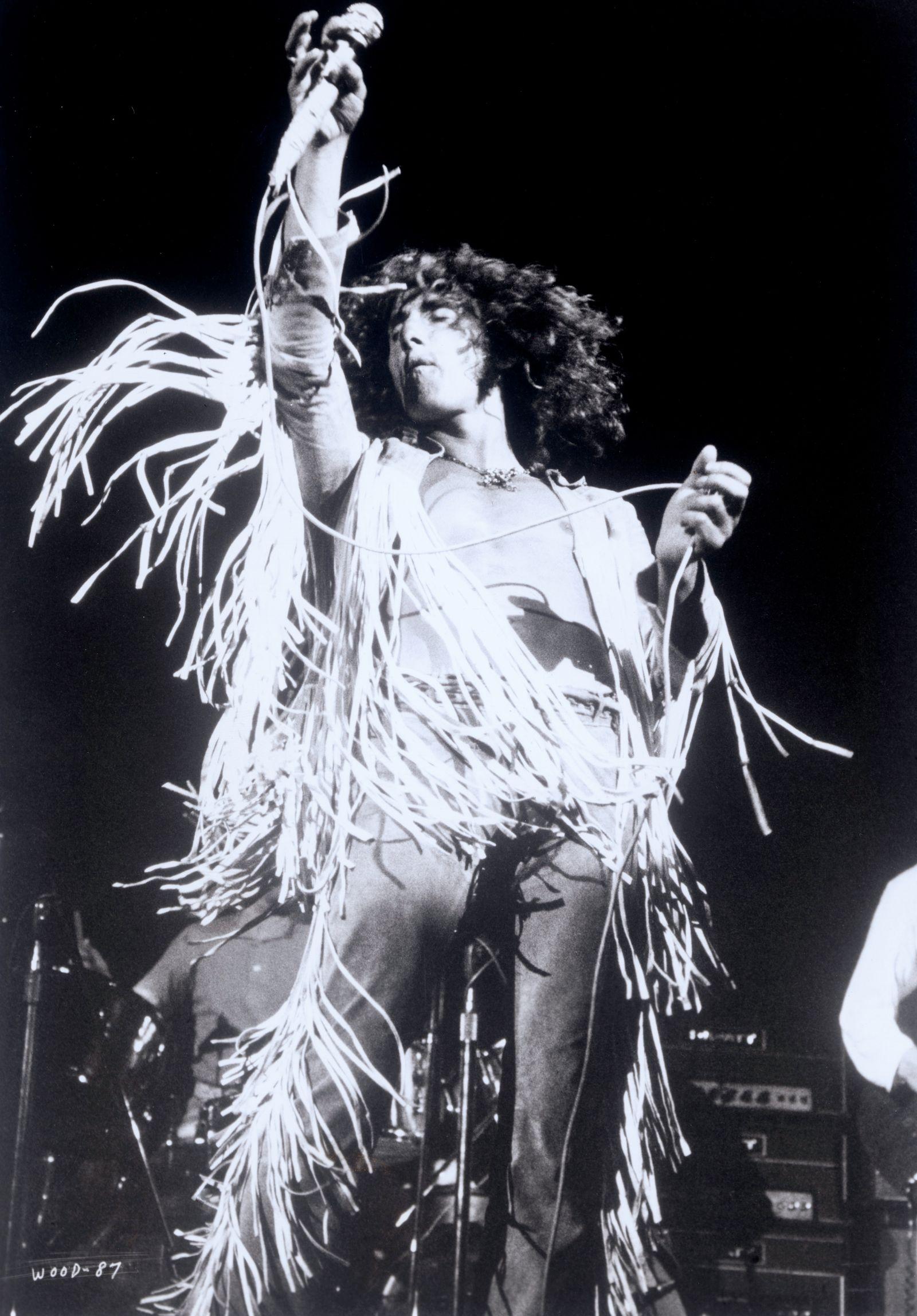 Pete Townshend - WOODSTOCK