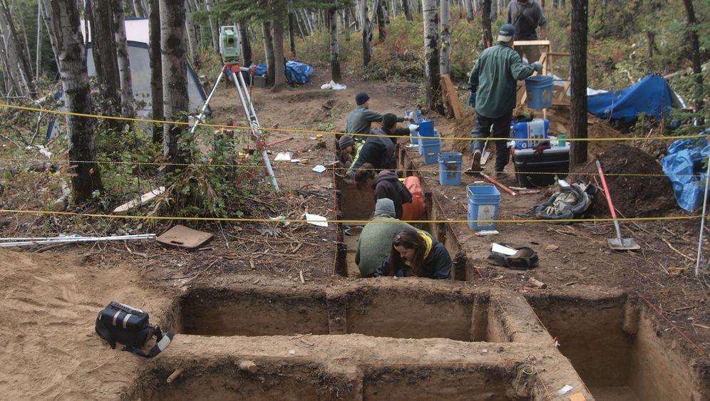 Archäologischer Fund in Alaska: Frühe Siedler am Fluss der aufgehenden Sonne