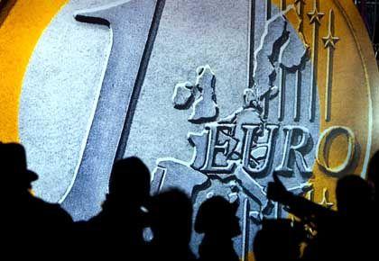 Eurofeier in Frankfurt am Main: Rasante Wertsteigerung in weniger als 24 Stunden