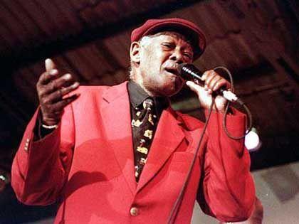 Ferrer bei einem Konzert 1999: Der Mann mit der Mütze ist gegangen