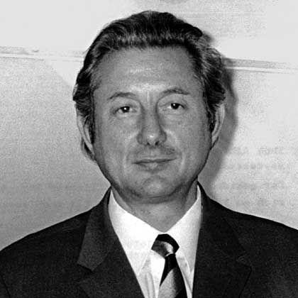 Sieben Millionen Mark Lösegeld gezahlt: Theo Albrecht nach seiner Freilassung im Dezember 1971