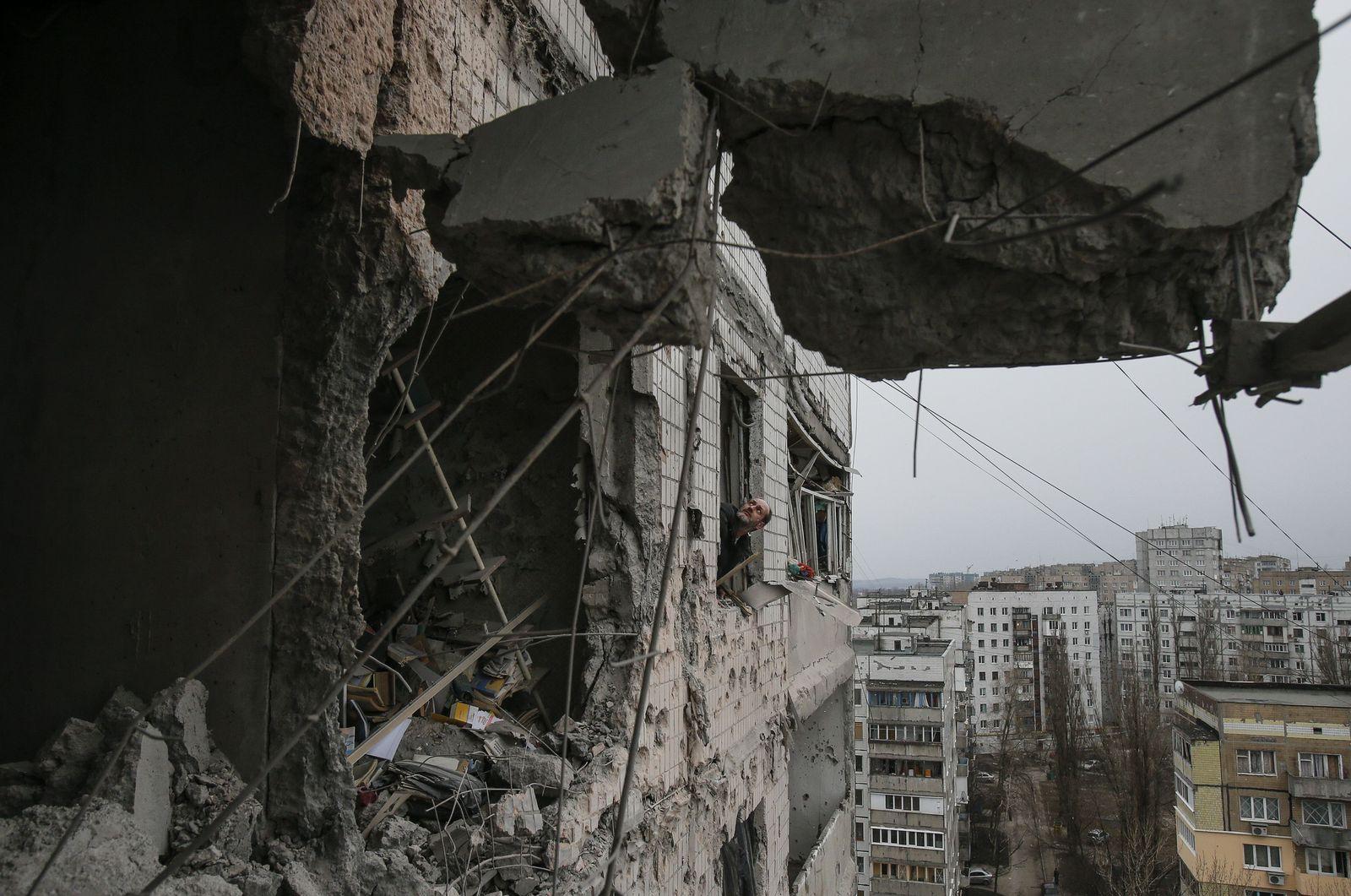 Ukraine / Donetsk