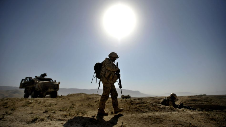 Bundeswehrsoldat in Afghanistan: Erfahrung der Truppe beim Waffenkauf ignoriert
