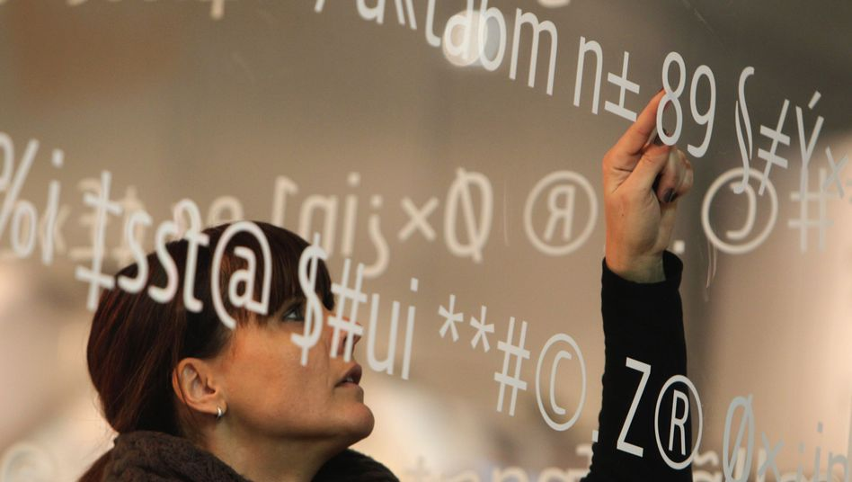 Zeichenwirrwarr: Per Zufallsvergabe sollen Netzadressen auch künftig anonym sein