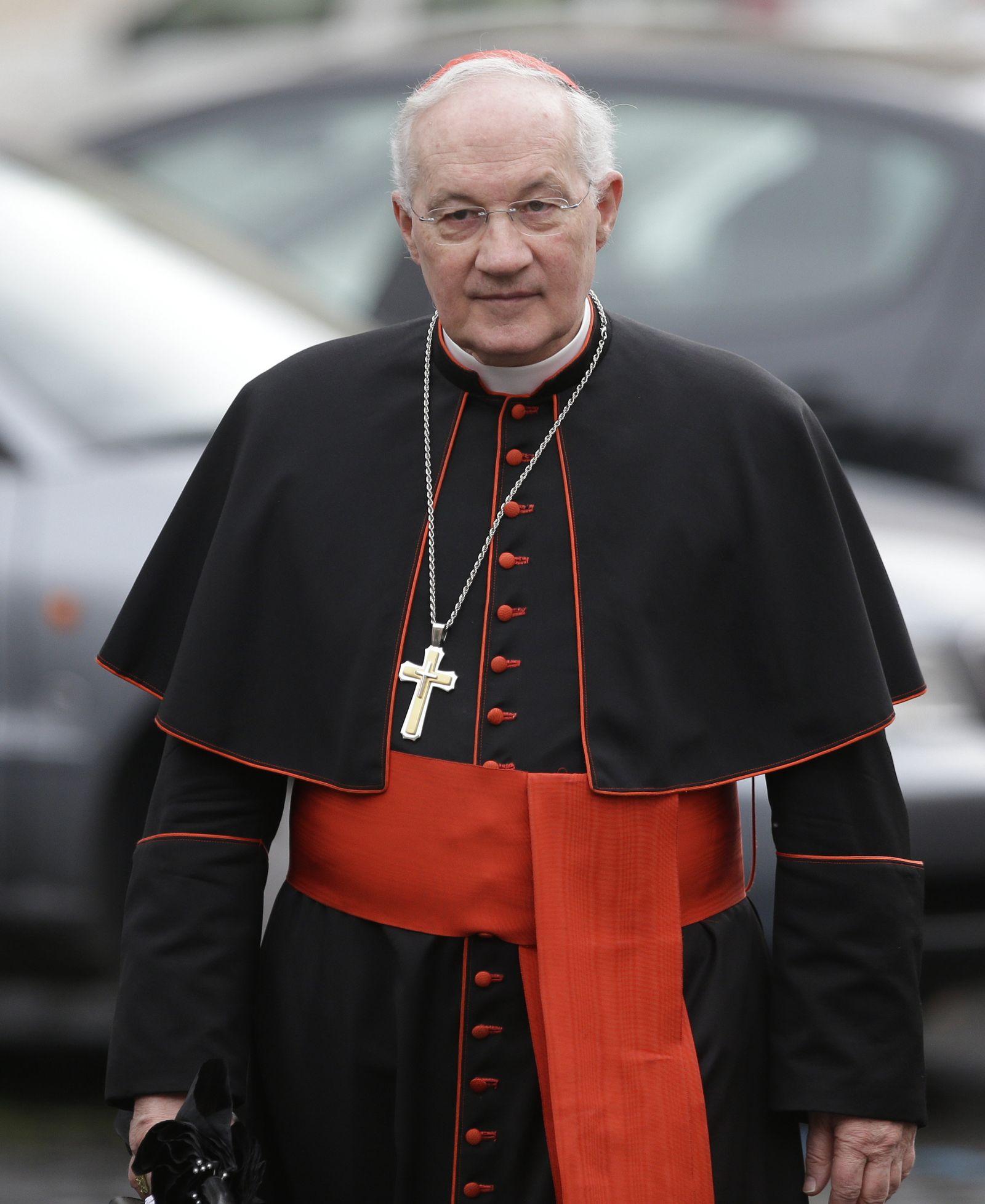 Kardinäle / Missbrauch / Marc Ouellet
