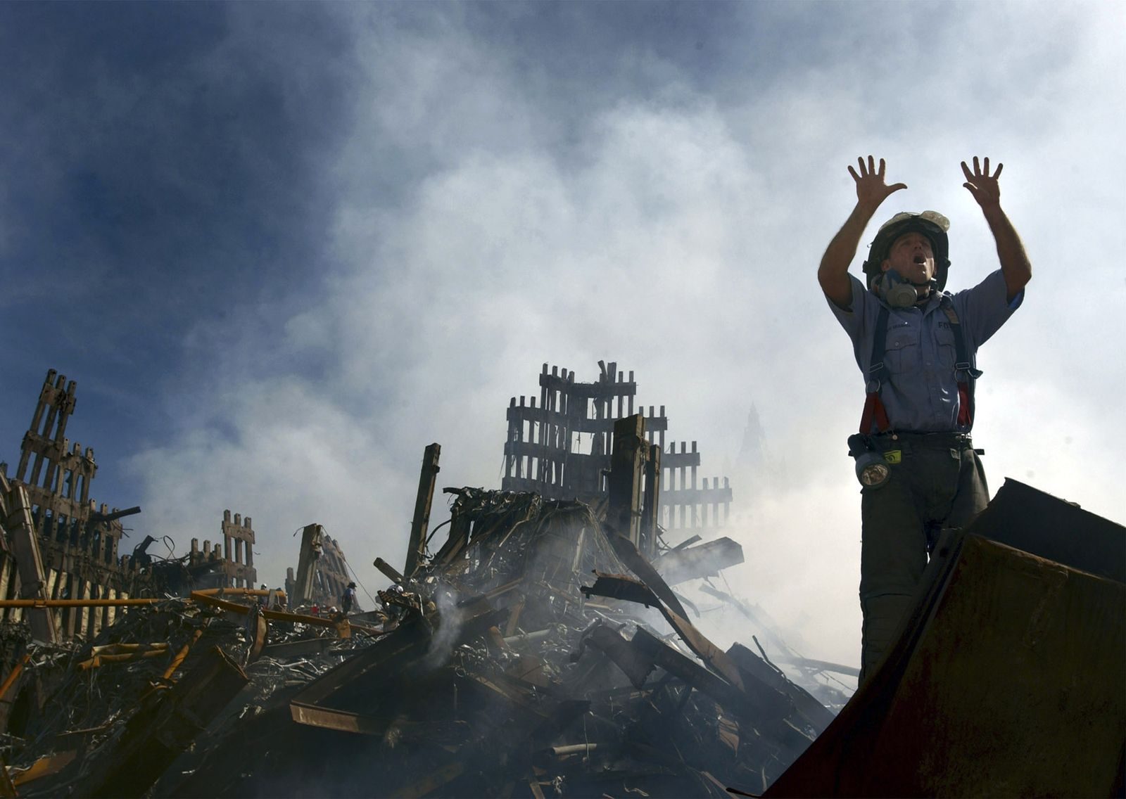 WTC / 9/11 / 11. September 2001