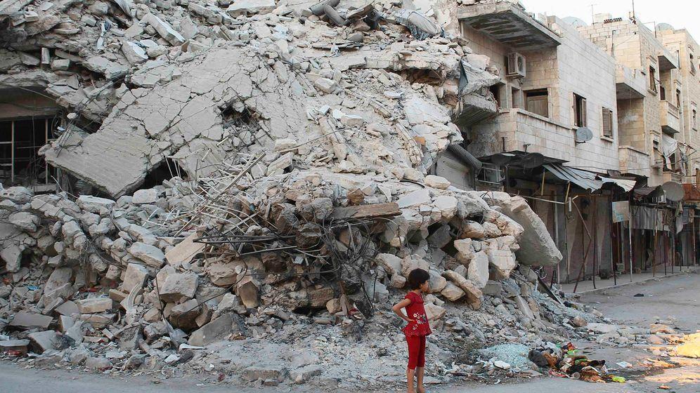 Bürgerkrieg in Syrien: Geiselhaft in einem gescheiterten Staat