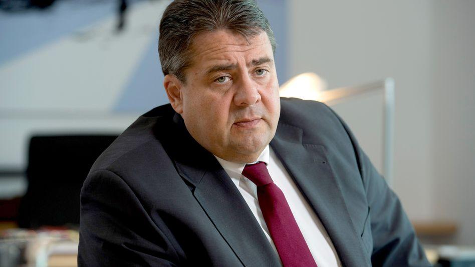 """SPD-Chef Gabriel: """"Unbändiger Zorn, wenn ich etwas als ungerecht empfinde"""""""