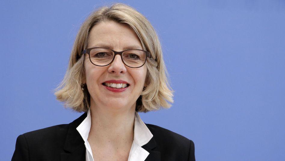 Sabine Andresen, Vorsitzende der Unabhängigen Kommission zur Aufarbeitung von Kindesmissbrauch