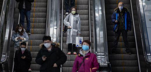 Coronavirus: Weniger Todesfälle in China gemeldet