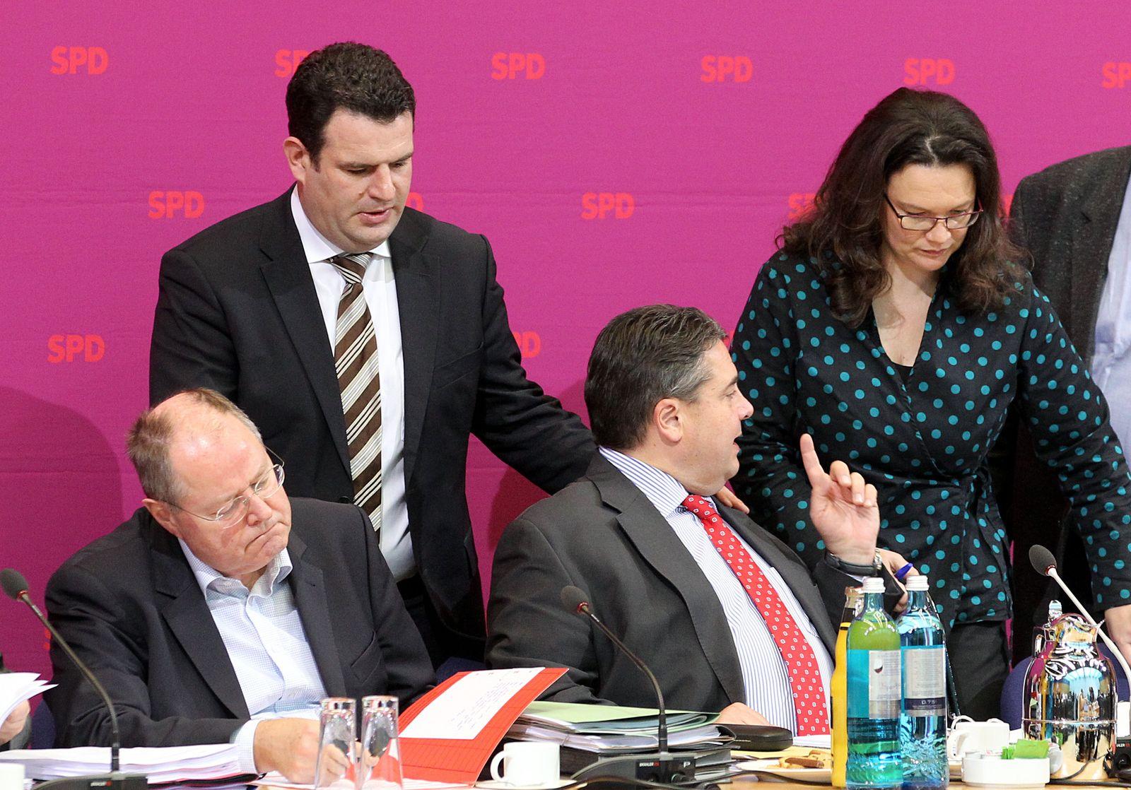 SPD-Präsidium