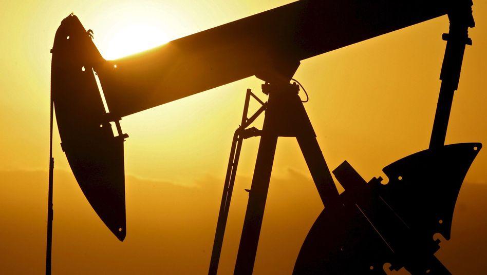 Ölförderung in Oklahoma: Abwasser in den Untergrund