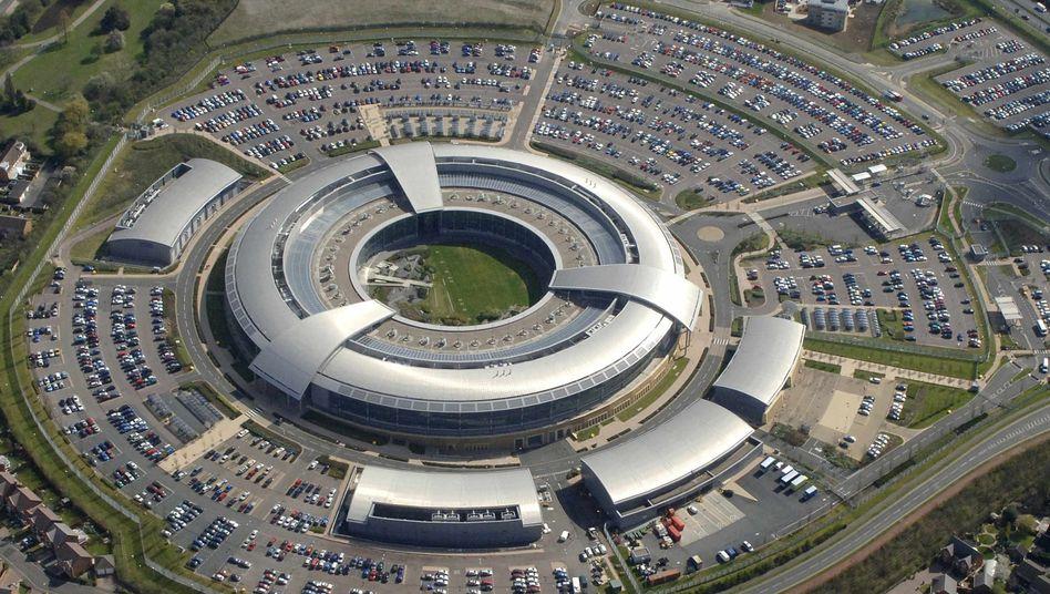 Government Communications Headquarters in Cheltenham: Verbindungsdaten für den Geheimdienst