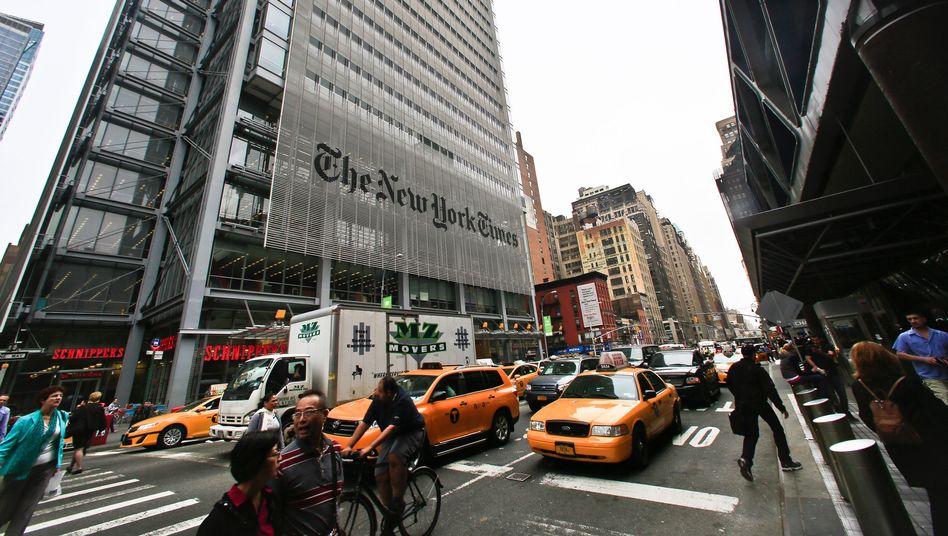 """The New York Times""-Gebäude"