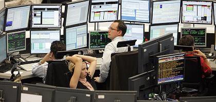 Frankfurter Börse: Allein im Dax 40 Prozent Wertverlust binnen Jahresfrist