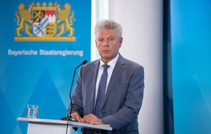 """""""Ich hätte nicht gedacht, dass ich der erste Oberbürgermeister seit vielen Jahrzehnten sein muss, der die Wiesn absagt"""", sagt Dieter Reiter im Interview"""