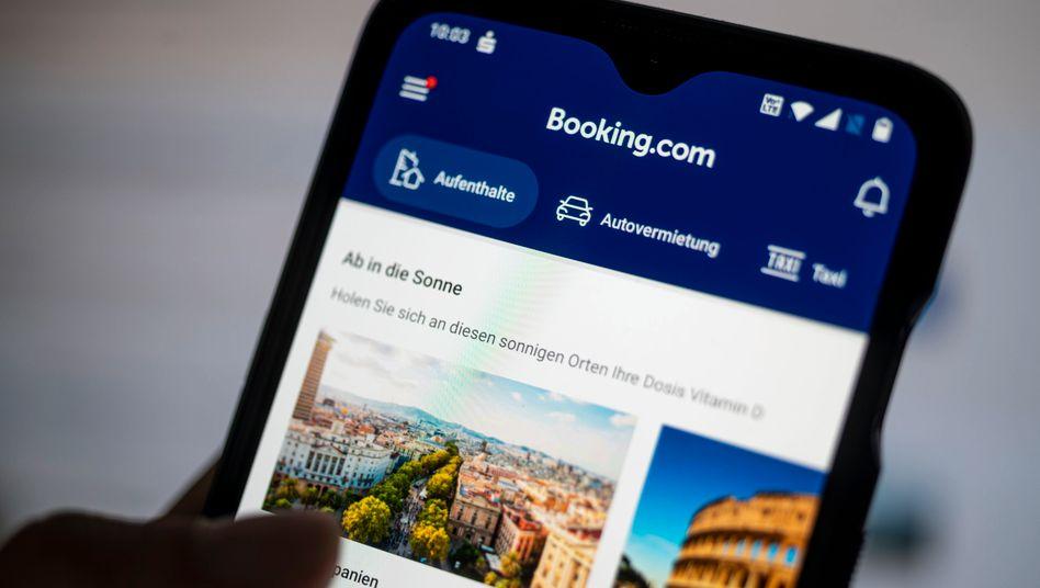 Buchungsportal Booking.com: Rechnungen ohne Mehrwertsteuer