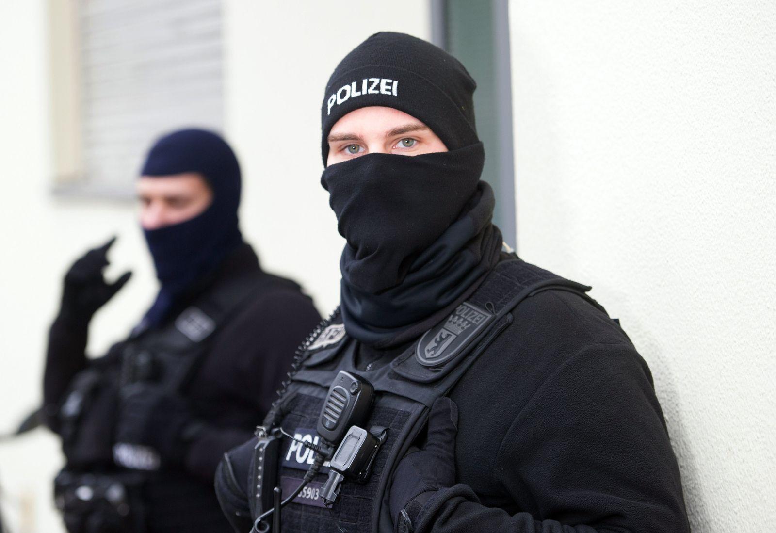 Razzia/ Islamisten