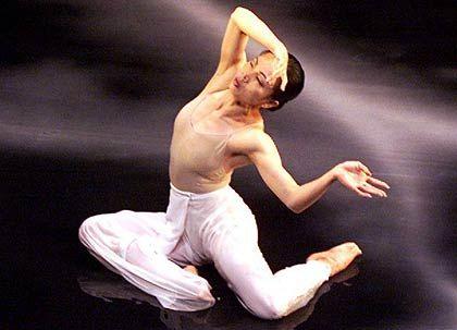 So fliegen die Profis: Ballett-Aufführung (in Sydney)
