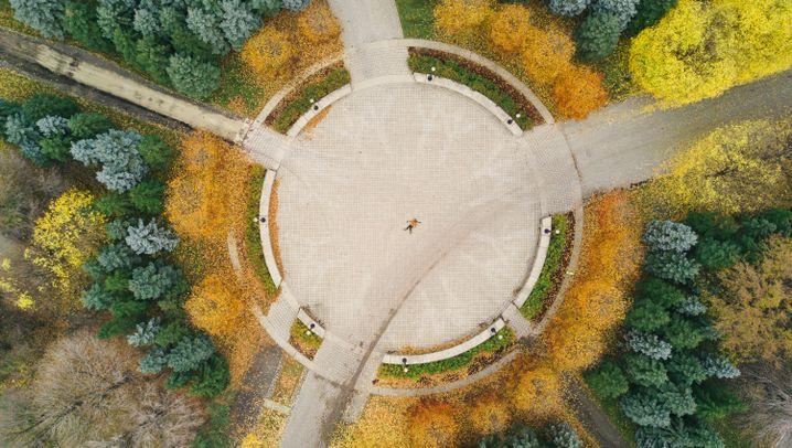 Drohnenfotos von Martin Reisch: Die Welt wie im Computerspiel