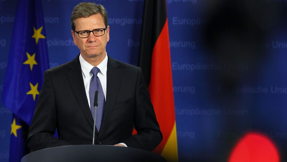 FDP-Politiker Westerwelle: Brüssel statt Opposition?
