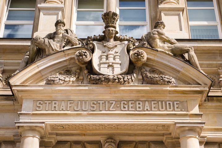 Portal des Landgerichts Hamburg