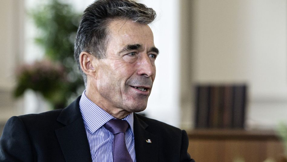 """Rasmussen: """"Wir müssen uns heute der Realität stellen, dass Russland die Nato nicht als Partner sieht"""""""