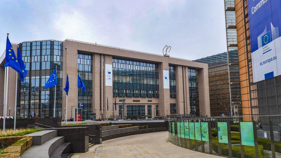 Justus-Lipsius-Gebäude in Brüssel