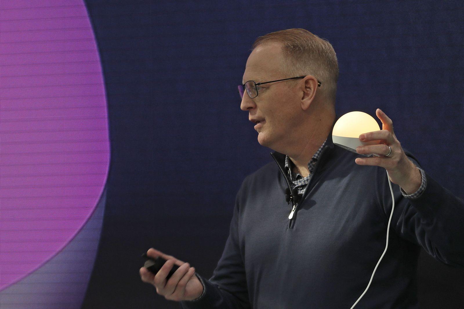 Amazon Gadget Event Dave Limp