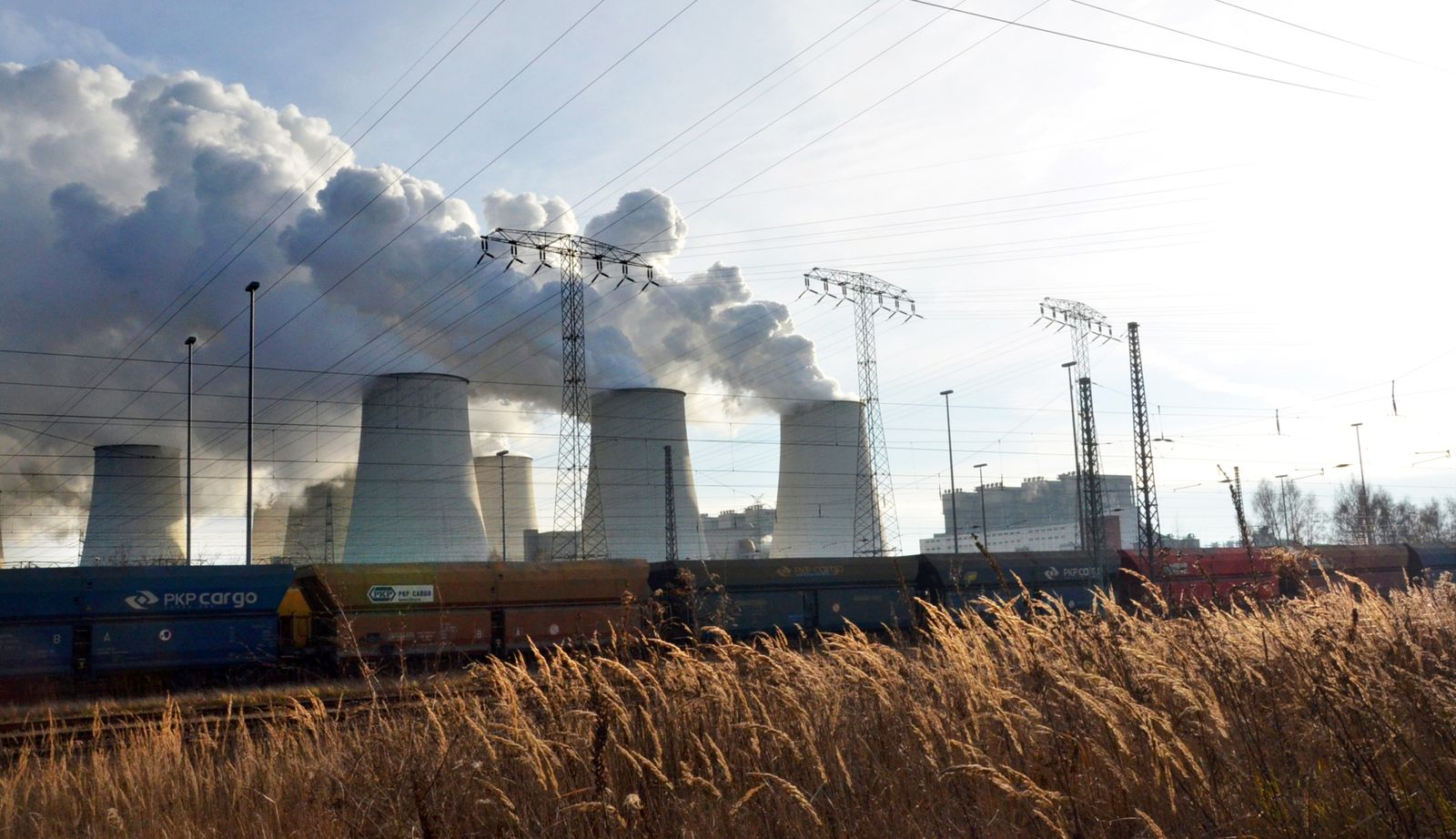 Braunkohlekraftwerk Jänschwalde / Vattenfall