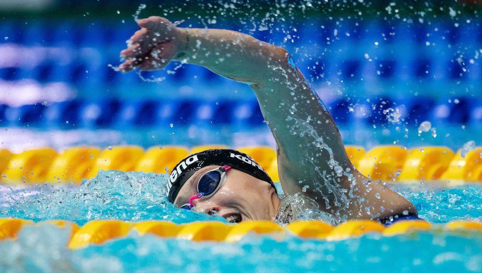 Sarah Köhlers bislang größter Erfolg waren zwei Silbermedaillen bei der EM 2018