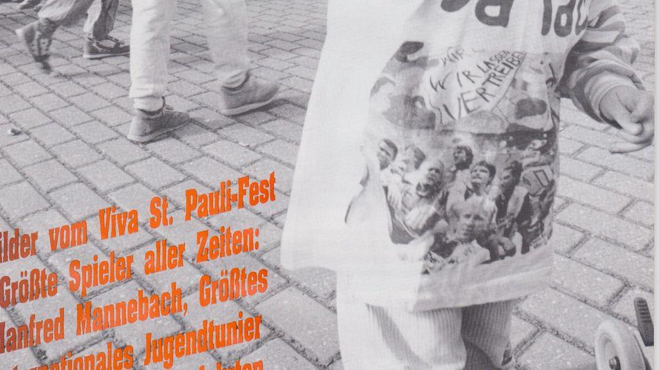 Cover Fanzine 1991: Vorreiter in der deutschen Fanszene