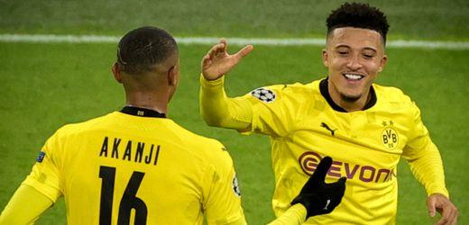 Champions League: Borussia Dortmund besiegt den FC Brügge deutlich