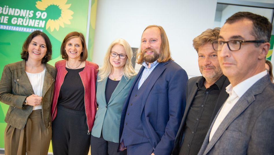 Grünen-Führungsriege: Eine Spende wie aus dem Märchenbuch