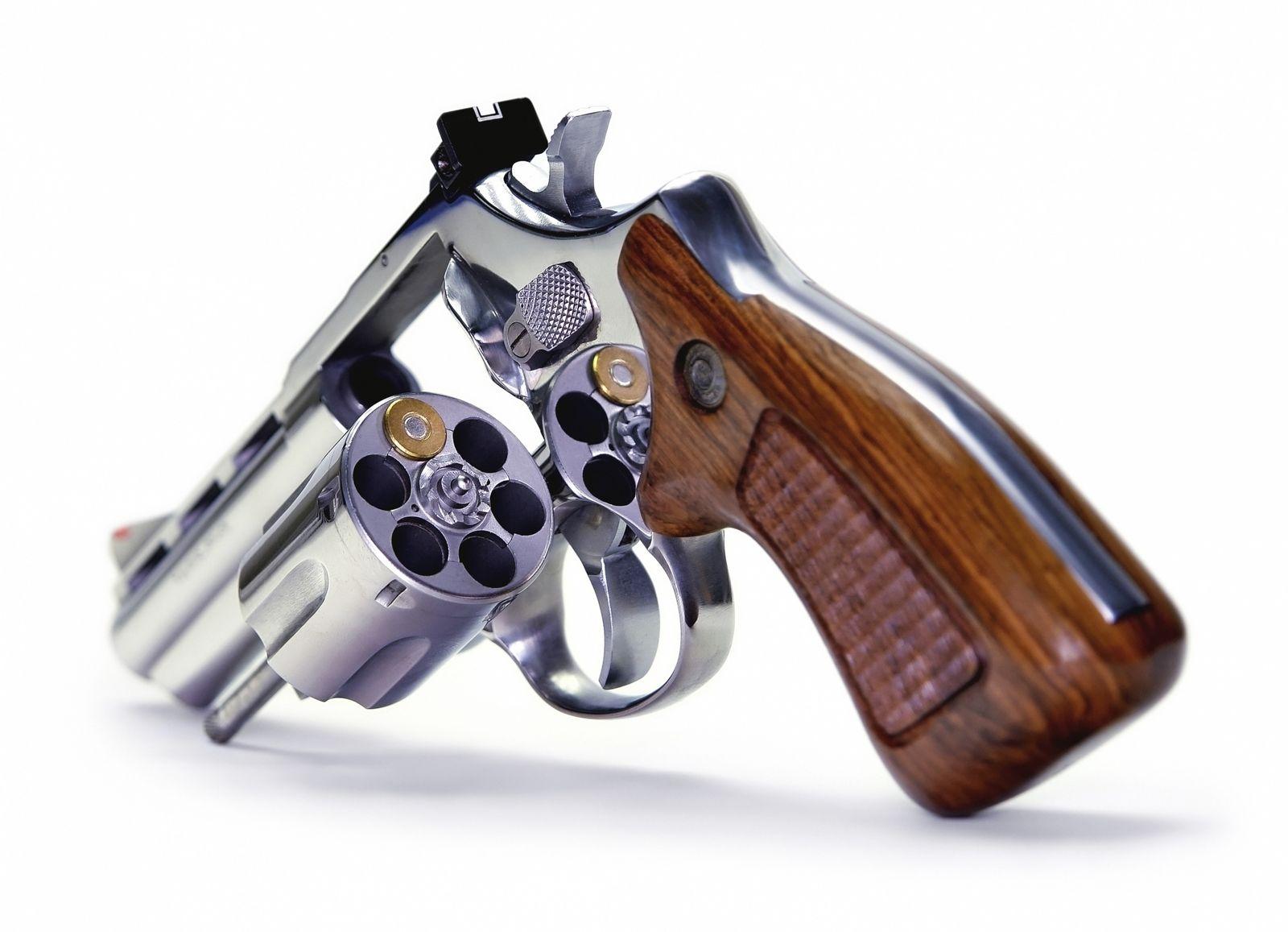 NICHT MEHR VERWENDEN! - Revolver/ Russisches Roulette