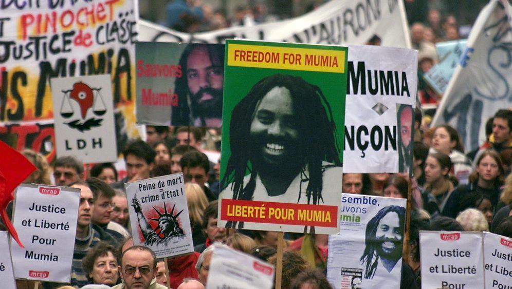 """Mumia Abu-Jamal: """"Und dann brach die Hölle los"""""""