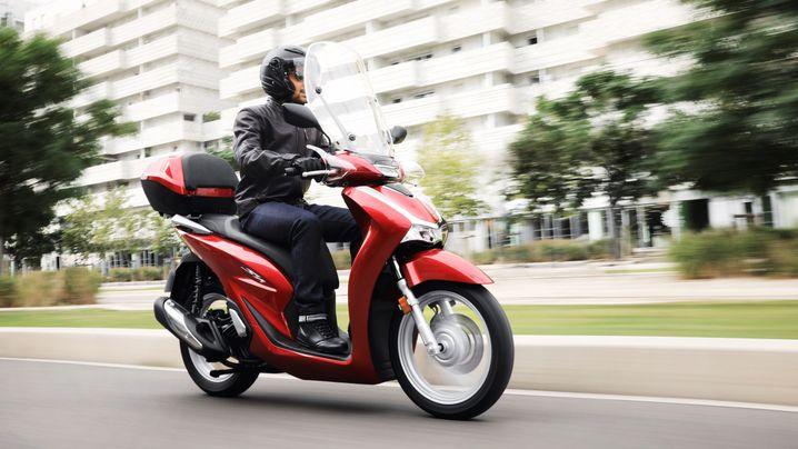 Motorroller für die neue Zweiradsaison