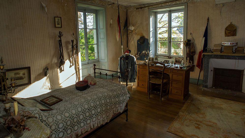 Zimmer von französischem Soldaten: Wie vor 96 Jahren