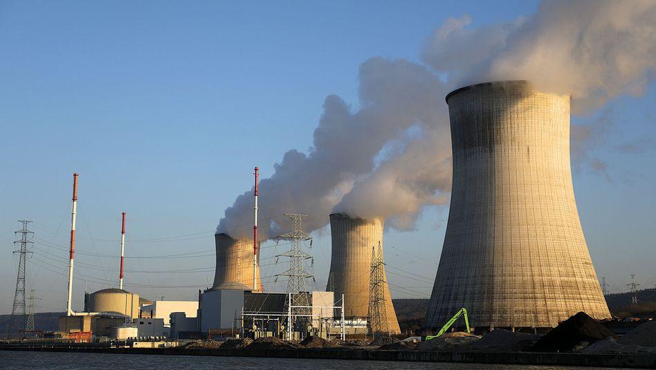 Atomkraftwerke Belgien