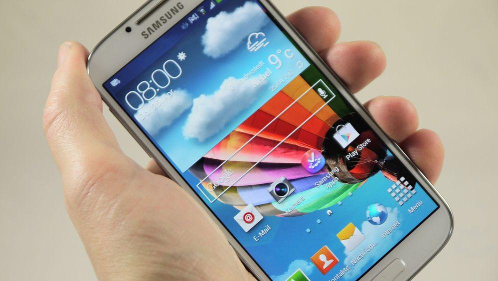 Highend-Handy im Test: Das ist das Samsung Galaxy S4