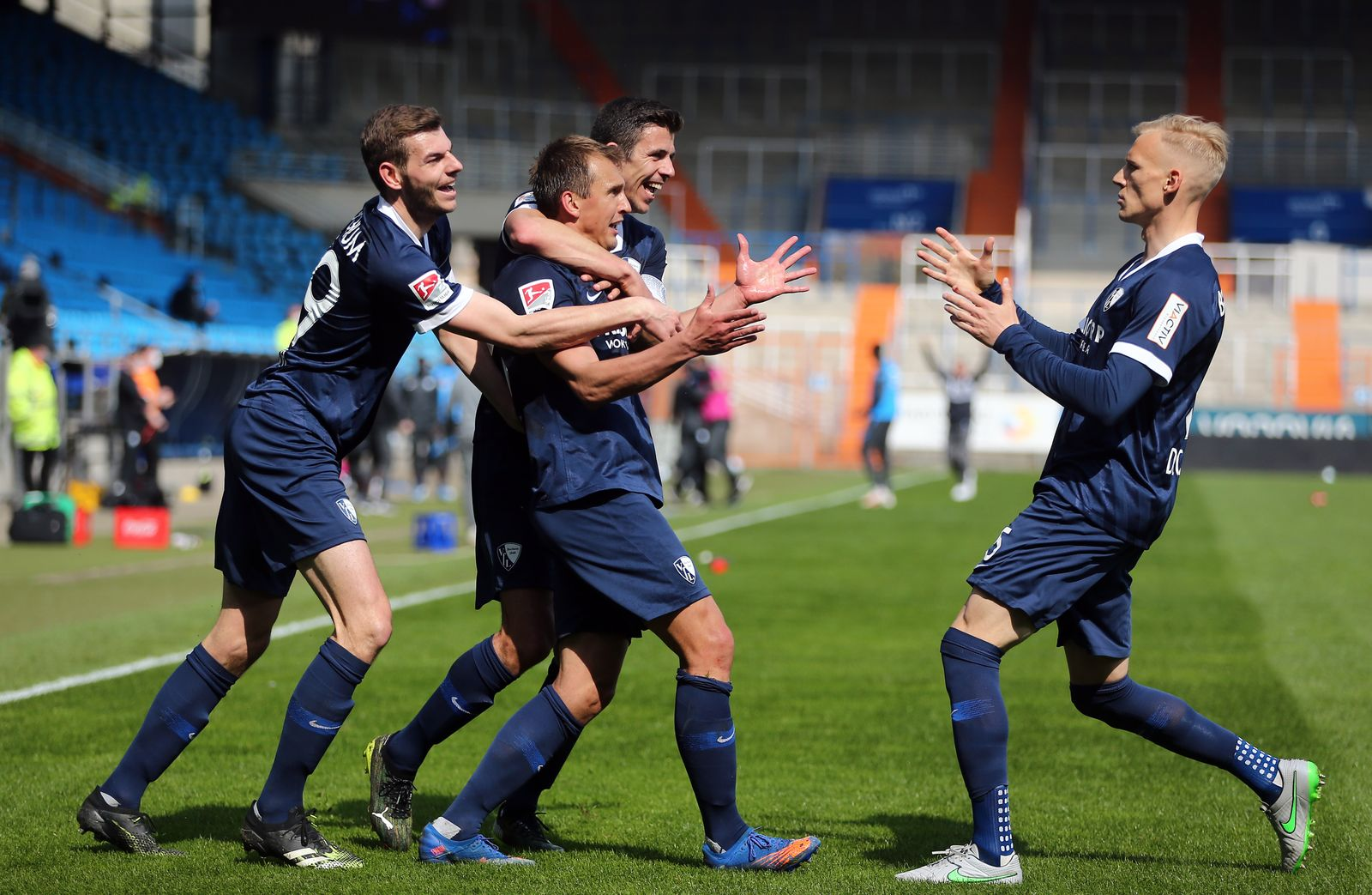 VfL Bochum 1848 v Hannover 96 - Second Bundesliga