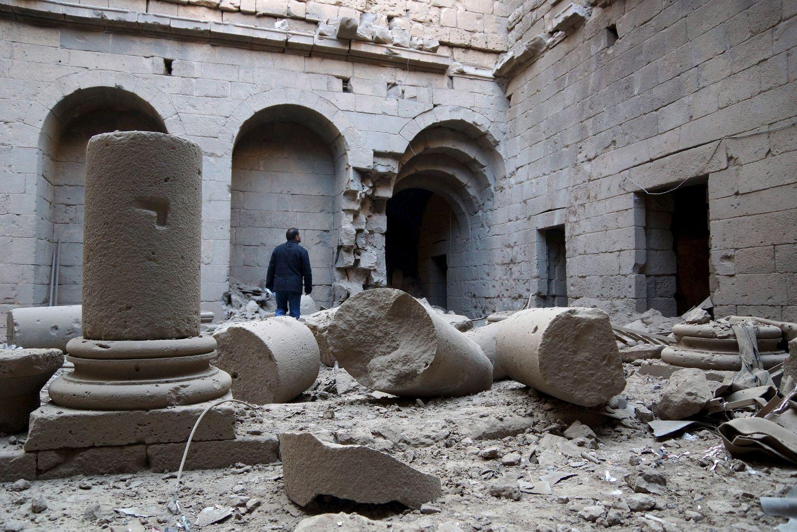 Syrien / Bosra
