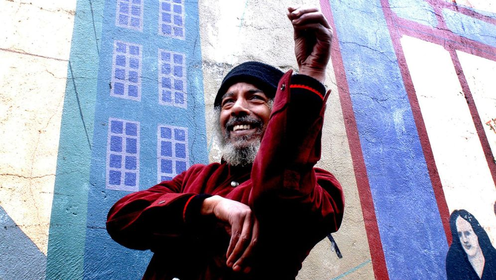 Jalal Mansur Nurridin: Groove, aus Wut gewonnen