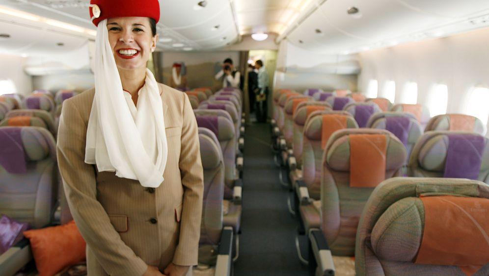 Auswahltag bei Emirates: Wer hat den Flugbegleiter-Faktor?