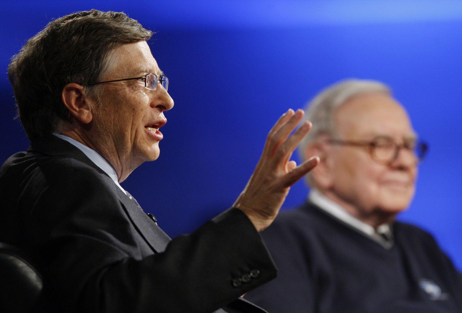Warren Buffett / Bill Gates