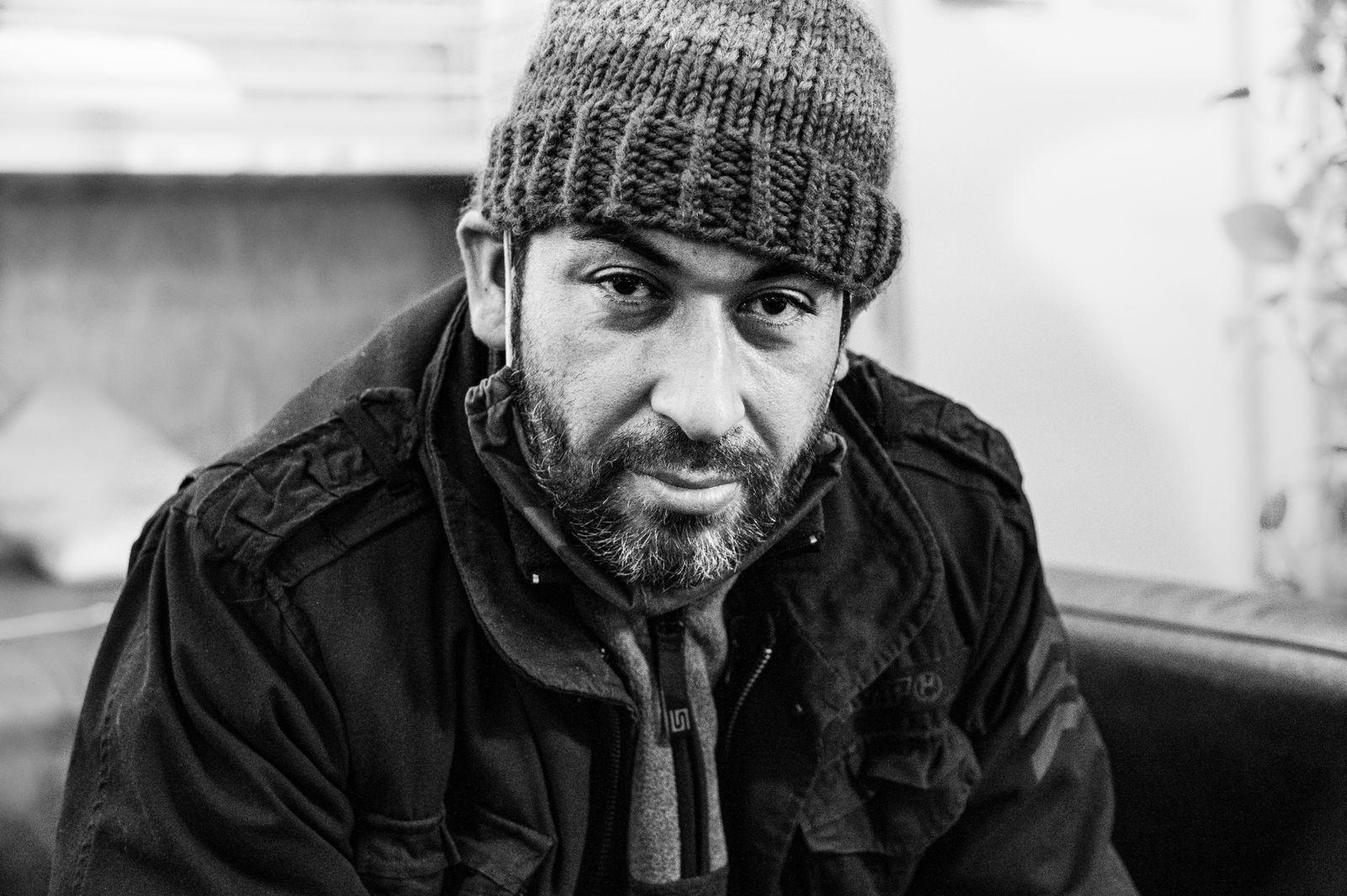 Obdachlosigkeit - Portraits © Debora Ruppert -19