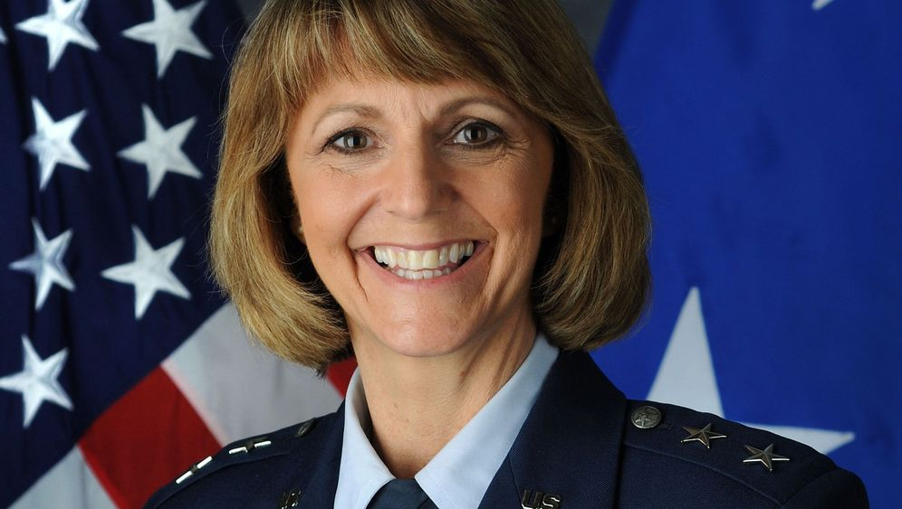 Photo Gallery: Margaret Woodward on the US Air Force