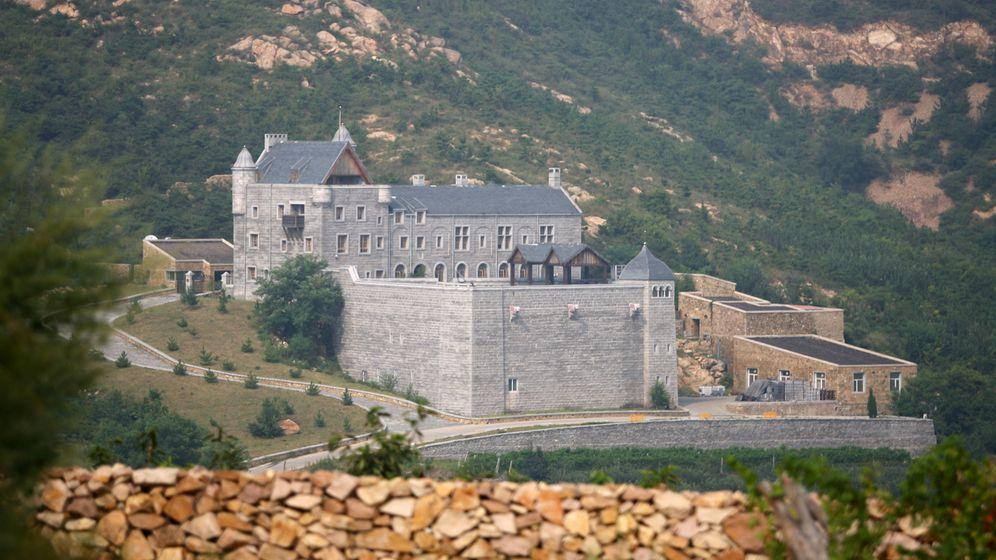 Château Lafite: Französisches Edelweingut in China