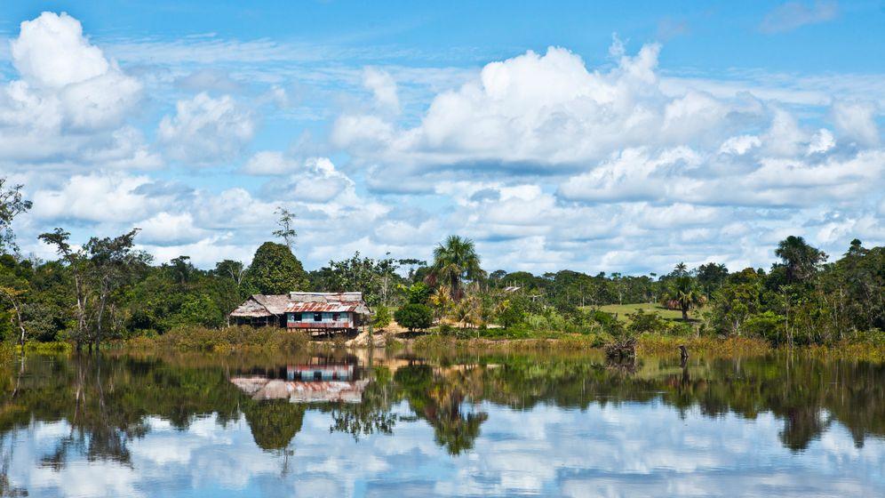 Dschungel-Campingtour in Peru: Abenteuer mit Anakonda
